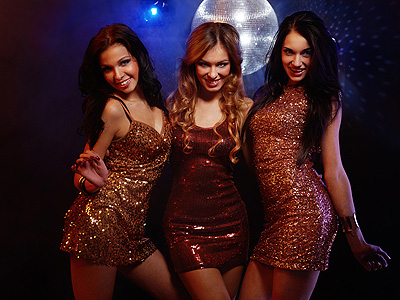 Disco girls